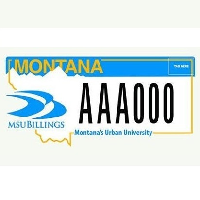 Collegiate License Plate Endowed Scholarships - Montana